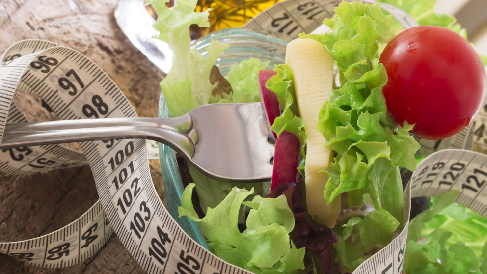 A diet may give short term effects, but for long term, sustainable fat loss there are better ways.