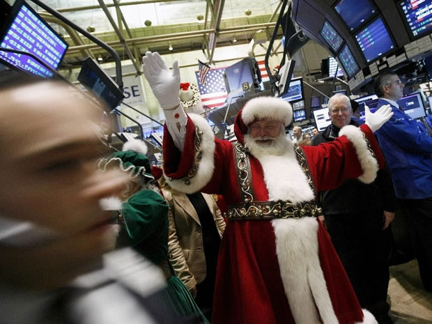 Will Santa Claus help deliver you a nice financial gift this year?
