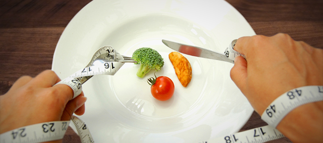 A diet may give short term effects, but for long term, sustainable fat loss there are better ways