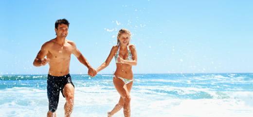 Beach body!